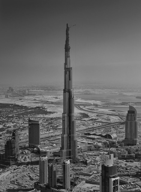 , 'Burj, Dubai, UAE,' 2008, Opiom Gallery