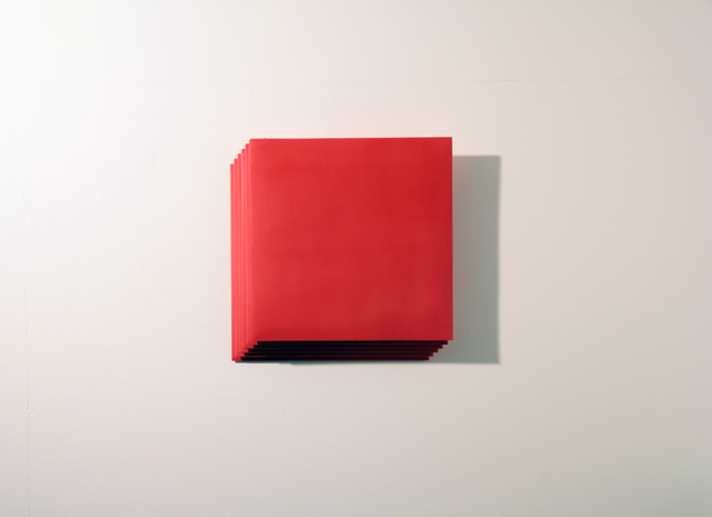 , 'the wall of self_vfsma2,' 2015, Gallery LVS