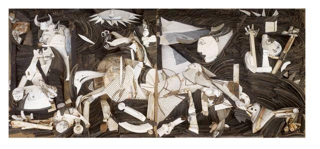 Bernard Pras, 'Guernica', 2012, Sergio Gonçalves Galeria