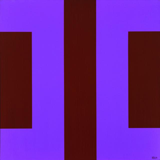 , '#34,' 1964, David Klein Gallery