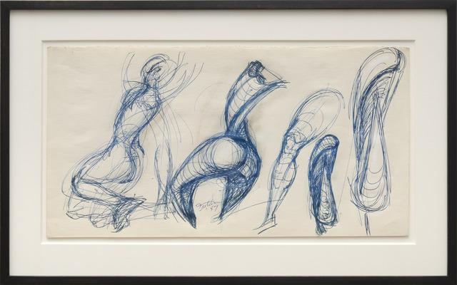 , 'Untitled,' 1947, Louis Stern Fine Arts