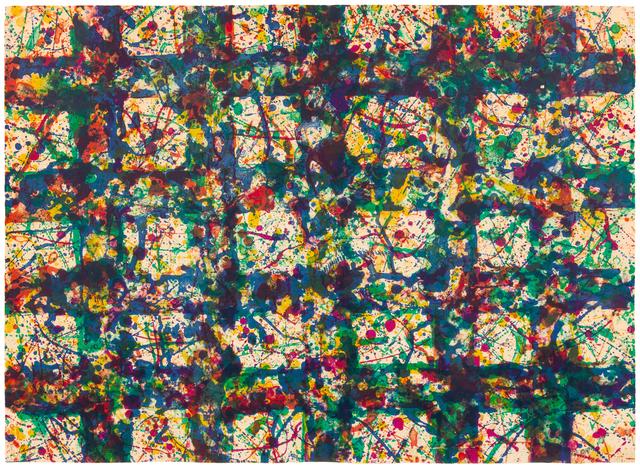Sam Francis, 'Untitled', 1978, Hindman