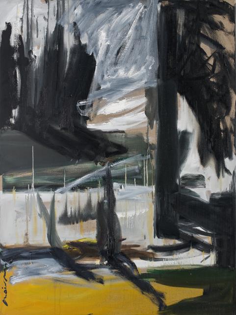 , 'Jaune,' 2017, Galerie Diane de Polignac & Chazournes