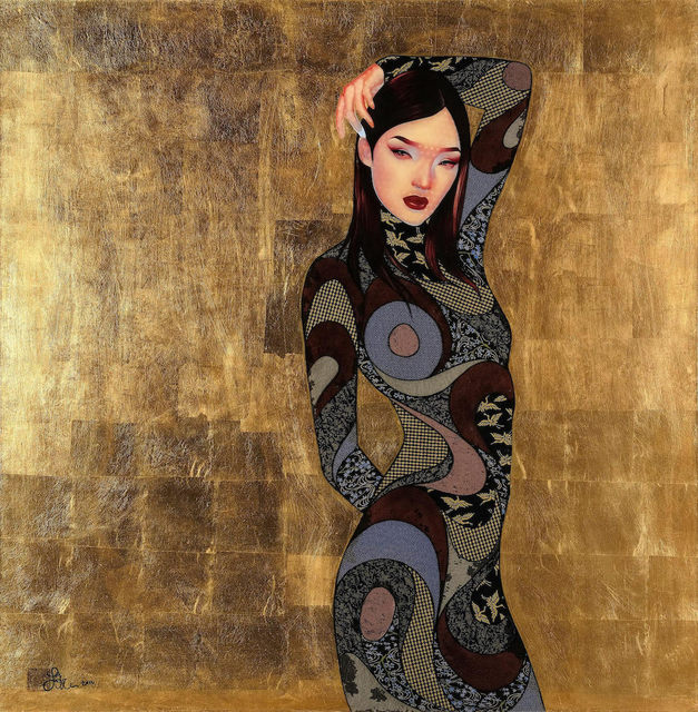 , 'Ran 蘭,' 2016, Spoke Art