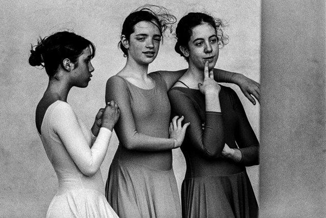 ", 'Young Dancers ""Florence"",' 2005, Elan Fine Art"