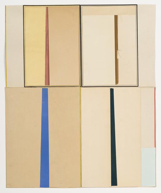 , 'Home Stack,' 2014, Fleisher/Ollman