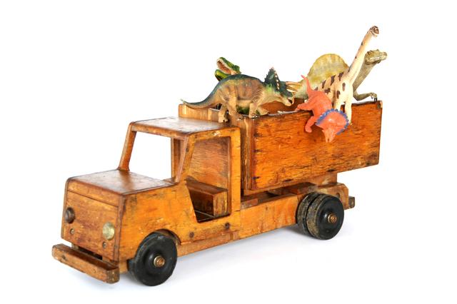 , 'Dump Truck,' 1960s, kinder MODERN