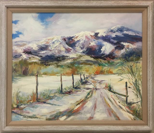 , 'Landscape 47,' 1988, Baterbys Art Gallery