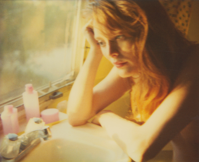 Stefanie Schneider, 'Sunset (Till Death do us Part)', 2005, Photography, Analog C-Print, hand-printed by the artist on Fuji Crystal Archive Paper, based on a Polaroid, mounted on Aluminum with matte UV-Protection, Instantdreams