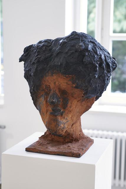, 'Barockkopf, 1990 - 1995,' 1990-1995, Jahn und Jahn