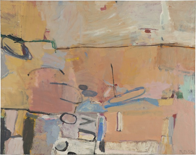 Richard Diebenkorn, 'Berkeley #3,' 1953, Richard Diebenkorn Foundation