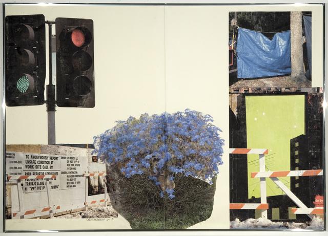 Robert Rauschenberg, 'Aria (Scenario)', 2006, Mixed Media, Inkjet pigment transfer on Polylaminate, Pérez Art Museum Miami (PAMM)