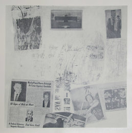 Robert Rauschenberg, 'Features from Currents, #72,' 1970, Heritage Auctions: Holiday Prints & Multiples Sale