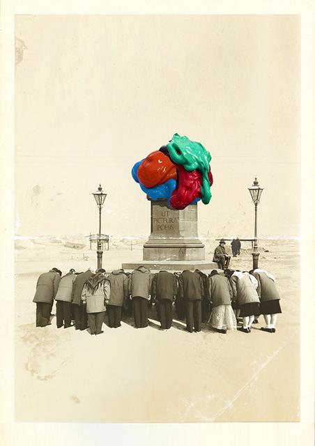 Ruben Torres Llorca, 'Series: Iconoclastas #35', 2017, Victor Lope Arte Contemporaneo
