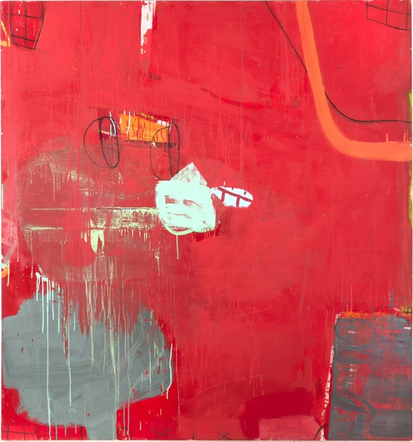 , 'Rue Madame in Red No. 7,' , Gail Severn Gallery