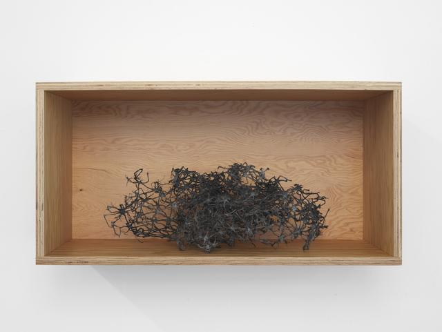 , 'Crumpled Space,' 2017, Mimmo Scognamiglio / Placido