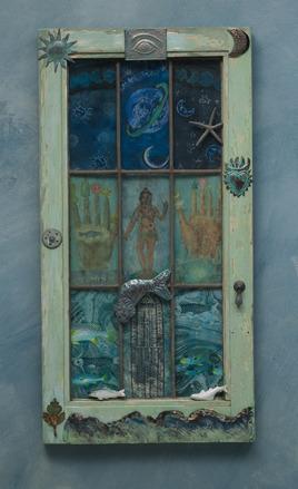 , 'Mystic Window of Sea and Sky,' 2013, Roberts & Tilton