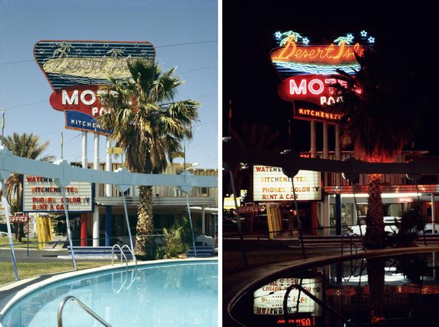 , 'Desert Isle Motel, Las Vegas, Nevada,' 1979, Nederlands Fotomuseum
