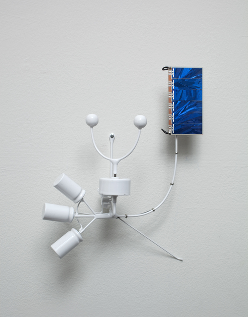 , 'Solar Kinetic Object #67,' 2006-07, bitforms gallery