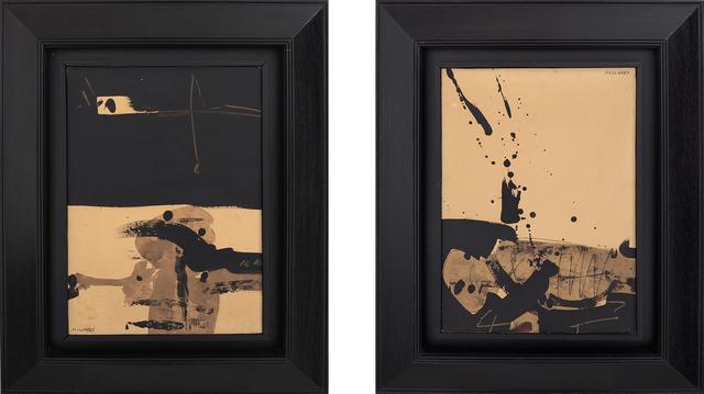 , 'Mutilados de paz (díptico),' 1966, N2 Galería