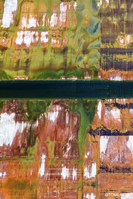 , 'South LA River,' 2015, Forest & Ocean Gallery