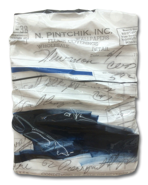 , 'INVOICE PAINTING B.N. June 1, 1956,' 2017, Walter Storms Galerie