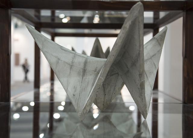 """Héctor Zamora, '""""Hypars"""" da série """"Intersecciones"""",' 2013, Luciana Brito Galeria"""