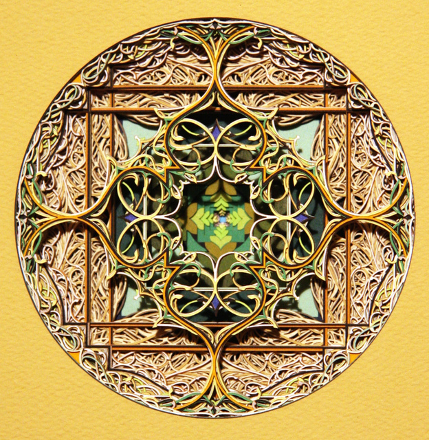 Eric Standley, 'Either/Or Circle 4.15.1', 2014, VICTORI+MO CONTEMPORARY