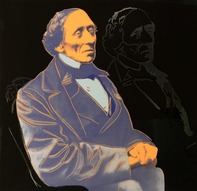 , 'Hans Christian Andersen.,' 1987, Shapero Modern