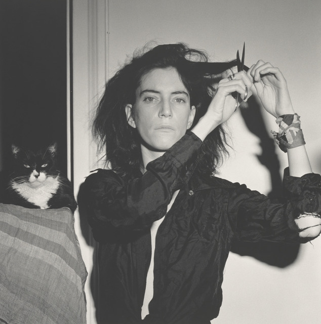 , 'Patti Smith,' 1978, Los Angeles County Museum of Art