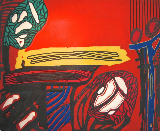 Abdellah Boukil, 'Analogy', Bill Lowe Gallery