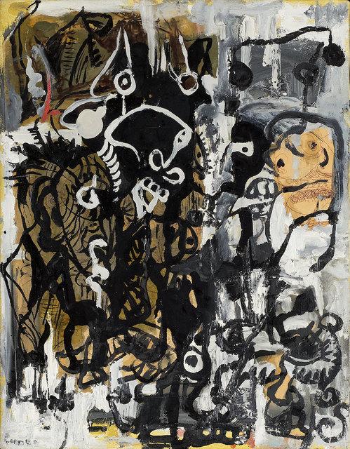 , 'Improvisation I,' 1984, Vallarino Fine Art