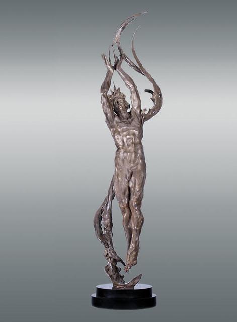 Matthew Snowden, 'M.L. Snowden Angstrom Bronze Sculpture Contemporary Art', 2007, Modern Artifact