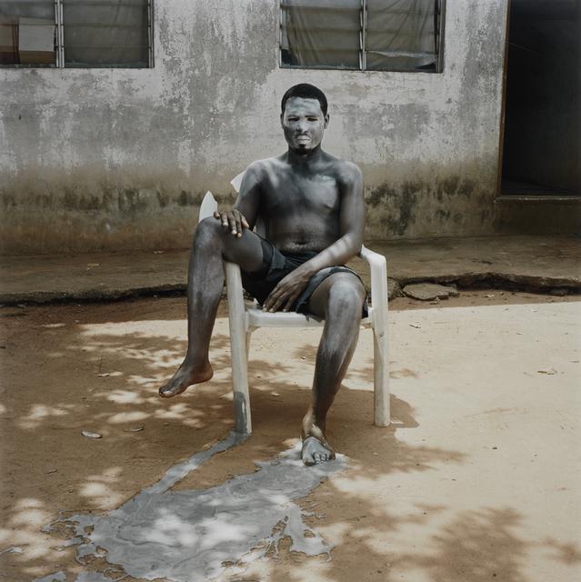 Pieter Hugo, 'John Mark. Asaba, Nigeria from Nollywood series', 2008, Photography, Chromogenic print, Phillips