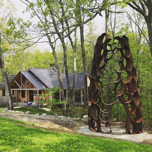 , 'Blake,' 2018, International Sculpture Center