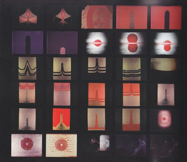 , 'Algunos Segmentos,' 1970, Henrique Faria   Buenos Aires