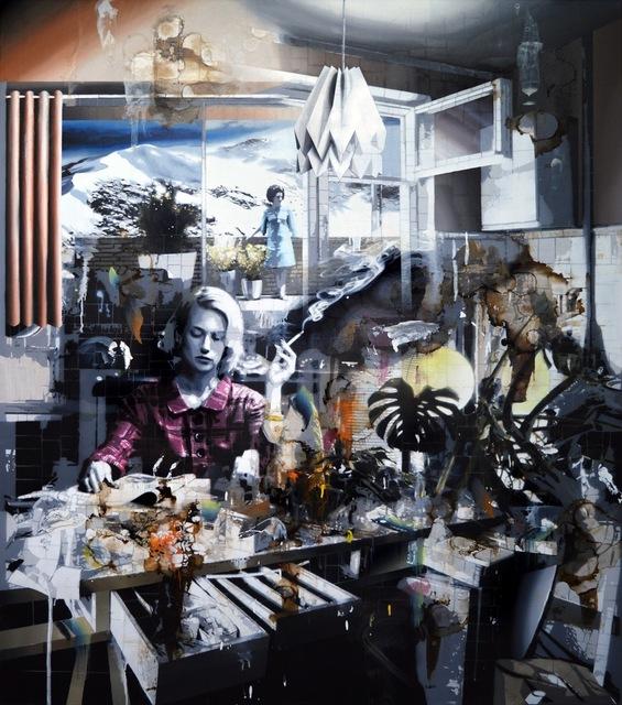 Michal Mraz, 'Disorder II', 2019, KIRK Gallery