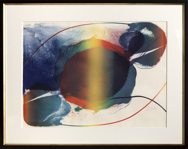 Paul Jenkins, 'Phenomena Open Light', 1973, RoGallery