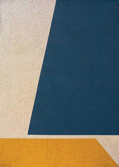 Lincoln Presno, 'Rítmos opuestos', 1984, Galería de las Misiones