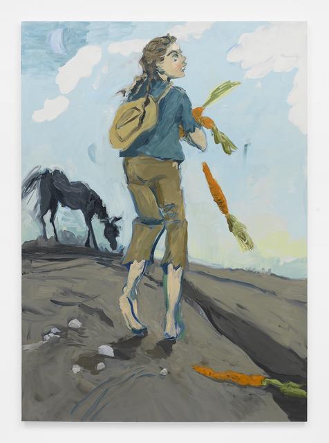 Jane Corrigan, 'Gatherer', 2015, Feuer/Mesler