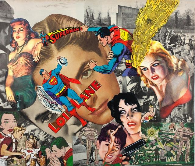 , 'Collage Book7_53 (1969-1975),' 1969, Nanzuka