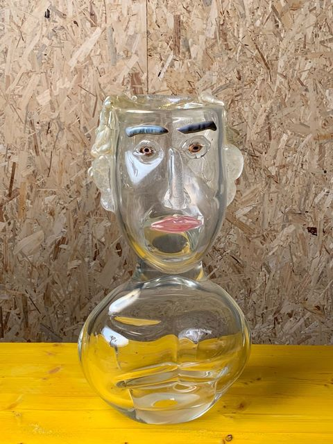 Hugh Findletar, 'Giorgio', 2020, Sculpture, Murano glass with 24 carat gold, The Spaceless Gallery