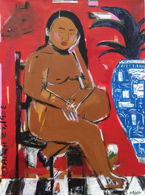 , 'Portrait Of A lady,' 2017, New Image Art
