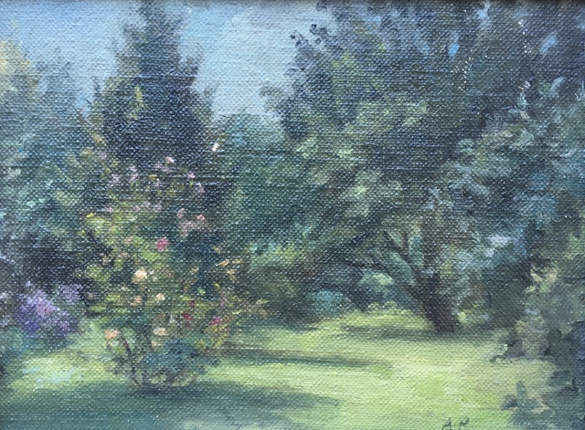 Alvin Ross, 'Summer Garden', Mid-20th century, Bakker Gallery