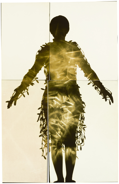 , 'After Electric Dress A Positive 4,' 2001-2002, J. Paul Getty Museum