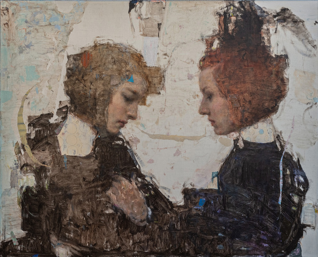 Ron Hicks, 'Tale of Two Liz's ', 2019, Gallery 1261