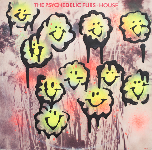 , 'The Psychedelic Furs - House ,' 2018, ABXY