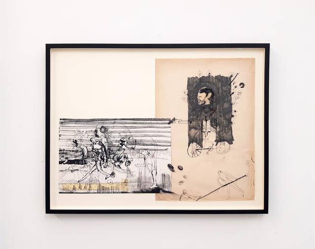 , '24 Figures & Needy Man,' , In Situ - Fabienne Leclerc