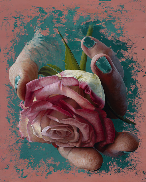 , 'Rose,' 2017, RJD Gallery