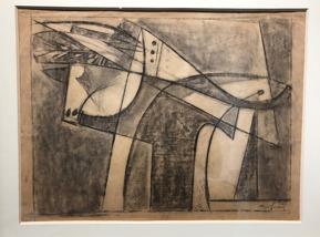 , 'Composizione,' 1947, TAG TheArtGallery